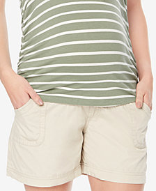 Motherhood Maternity Secret Fit Belly® Cargo Shorts