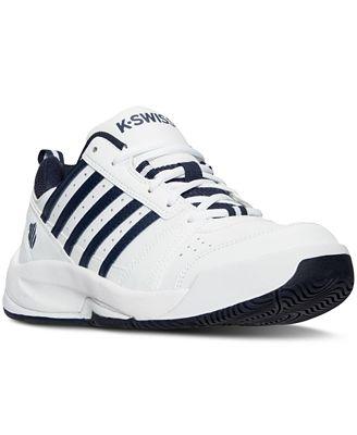 K swiss Men's Silver Vendy Ii Sneakers white Sale Events