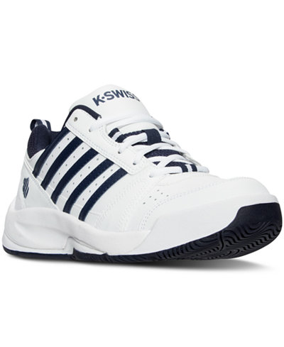 K-Swiss Men's Vendy II Casual Sneakers from Finish Line