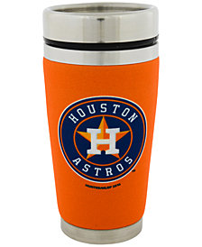 Hunter Manufacturing Houston Astros 16 oz. Stainless Steel Travel Tumbler