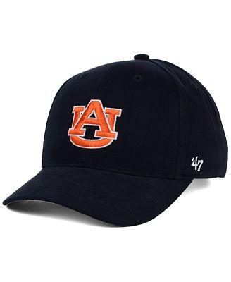 '47 Brand Kids' Auburn Tigers Basic MVP Cap