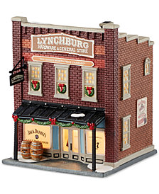Department 56 Jack Daniels Lynchburg Hardware & General Store