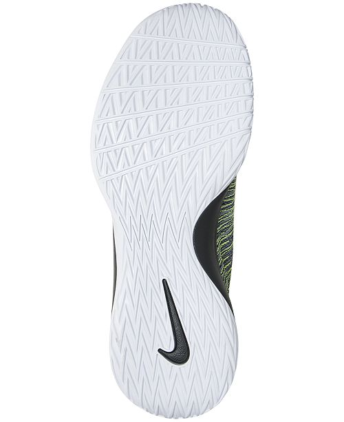 6b2d20eb316e Nike Men s Zoom Ascention Basketball Sneakers from Finish Line ...
