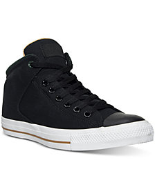 Converse Men's Chuck Taylor High Street Mid Casual Sneakers from Finish Line