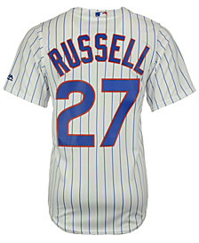 Majestic Men's Addison Russell Chicago Cubs Replica Jersey