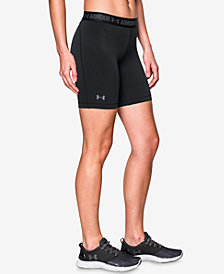 "Under Armour HeatGear® 7"" Compression Shorts"