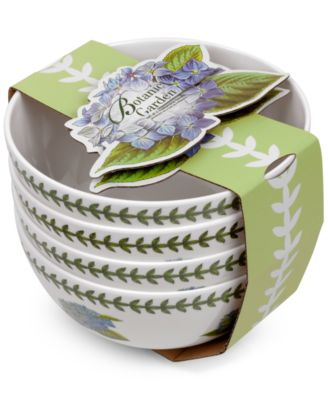 4-Pc. Botanic Garden Bowls