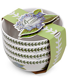 Portmeirion 4-Pc. Botanic Garden Bowls
