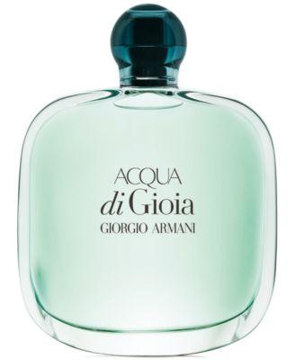 Acqua di Gioia Eau de Parfum, 3.4 oz