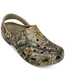 Crocs Men's Classic Realtree Xtra Clog