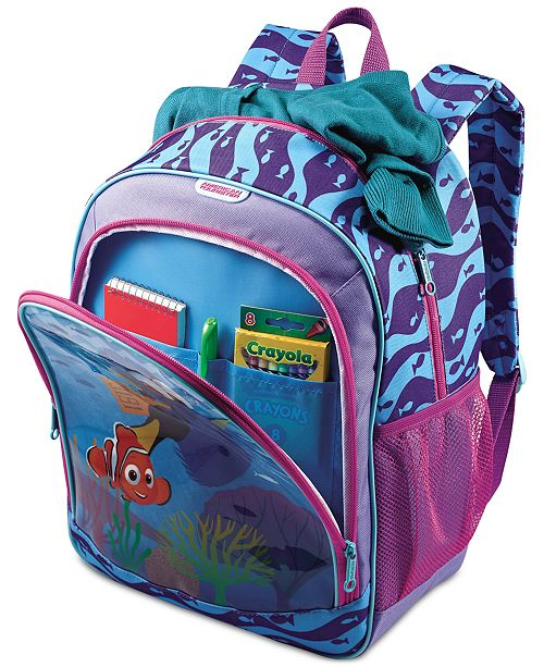 67cc1b96643 American Tourister Disney Finding Dory Backpack by American Tourister ...