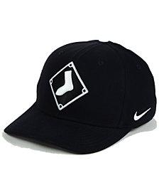 Nike Chicago White Sox Classic SwooshFlex Cap
