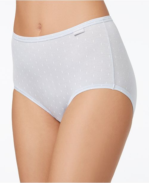 7367c3e1d4b1 ... Jockey Elance Supersoft Brief 2161, Created for Macy's, also available  in extended ...