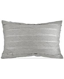 Loft Stripe Gray Standard Sham