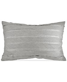DKNY  Loft Stripe Gray King Sham