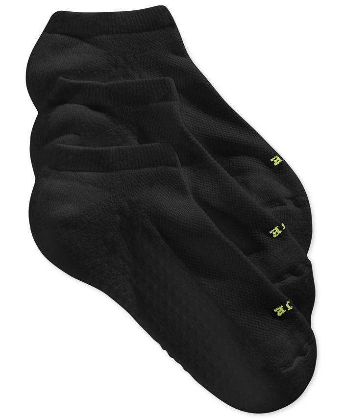 Hue - HUE Air Cushion No Show 3 Pack Socks