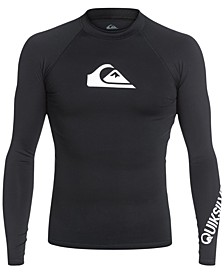 Men's All Time Long-Sleeve Rash Guard