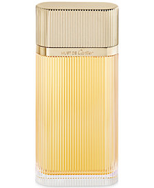 Cartier Must de Cartier Gold Eau de Parfum Spray, 3.3 oz.