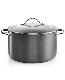 Tools of the Trade Hard-Anodized 8-Qt. Casserole with Lid, Created for Macy's