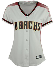 Majestic Women's Arizona Diamondbacks Cool Base Jersey