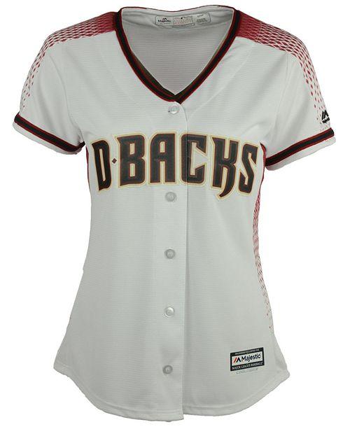 Majestic Women's Arizona Diamondbacks Cool Base Jersey