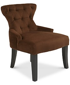 Nocona Accent Chair, Quick Ship