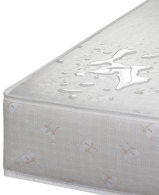 serta nightstar deluxe crib mattress quick ship mattress in a box