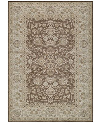 CLOSEOUT! Momeni Voyage Whittaker Brown Area Rugs