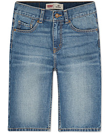 Levi's® 5-Pocket Denim Shorts, Big Boys