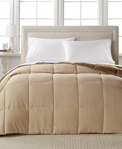 Home Design Down Alternative Color Twin Comforter Hypoallergenic Only At Macy 39 S Comforters