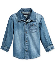 Baby Boys Max Denim Shirt