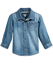 Tommy Hilfiger Baby Boys Max Denim Shirt