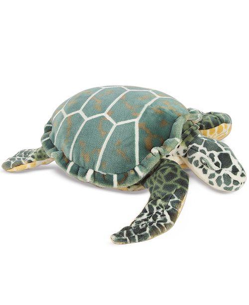 Melissa and Doug Melissa & Doug Plush Giant Sea Turtle