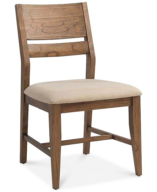 Furniture CLOSEOUT! Athena Dining Side Chair
