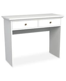 Amelie 2 Drawer Desk, Quick Ship