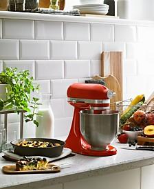 KitchenAid®  KSM3311X  3.5 Quart  Artisan® Mini Stand Mixer