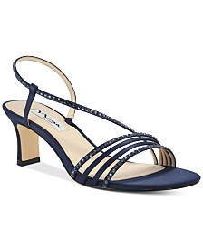 Nina Gerri Evening Sandals