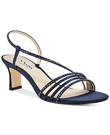 Nina Gerri Evening Sandals