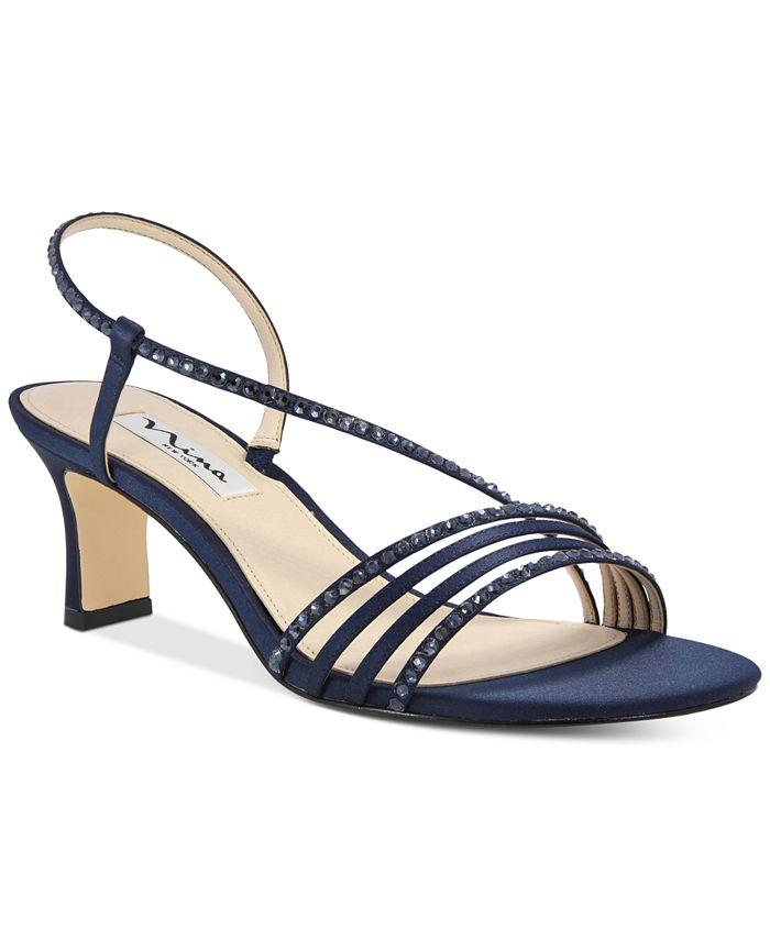Nina - Gerri Evening Sandals