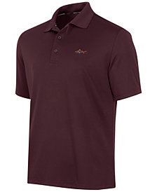 Attack Life by Greg Norman Men's 5 Iron Performance Golf Polo