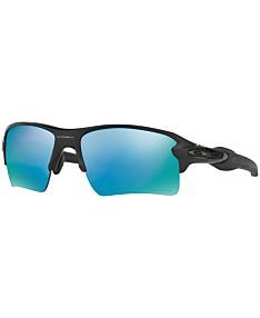 183fcea4cf1a Oakley Polarized XL Prizm Deep Water Polarized Sunglasses , OO9188 Flak 2.0