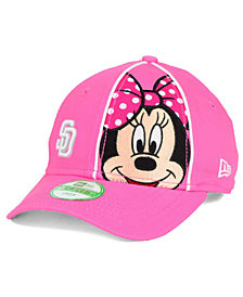 New Era San Diego Padres Face Front Minnie 9FORTY Cap