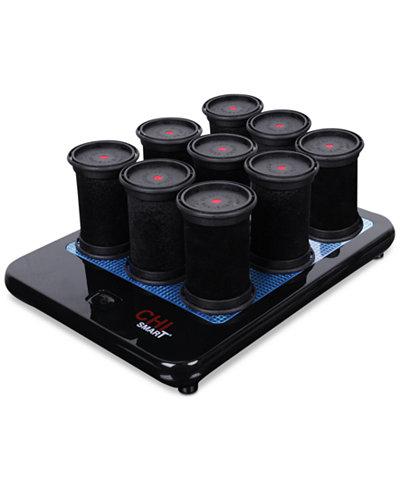 CHI Smart Magnify Ceramic Rollers on a Platform