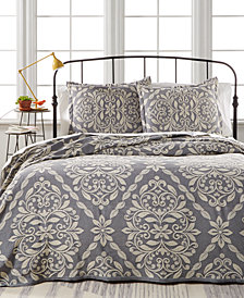 Georgio Denim Twin Bedspread