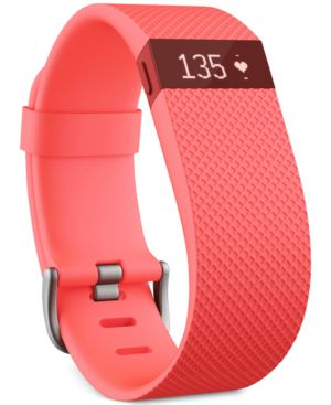 Image of Fitbit Charge Hr Wireless Activity Wristband