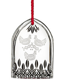 Waterford 12 Days Collection Lismore Three French Hens Ornament