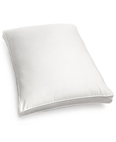 CLOSEOUT! Dream Science Allergy Sleep System Hypoallergenic Firm Density King Pillow, AAFA™ Certified by Martha Stewart Collection, Created for Macy's
