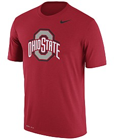 Nike Men's Ohio State Buckeyes Legend Logo T-Shirt