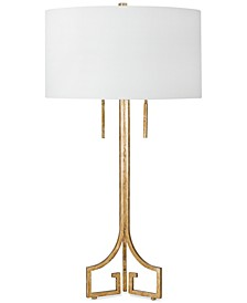Le Chic Gold Table Lamp