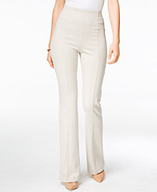 I.N.C. Pull-On Bootcut Pants, Created for Macy's
